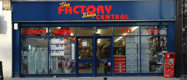 The Factory Shops - Rochford Store