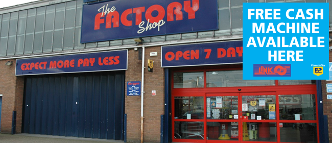 The Factory Shops - Basildon Store